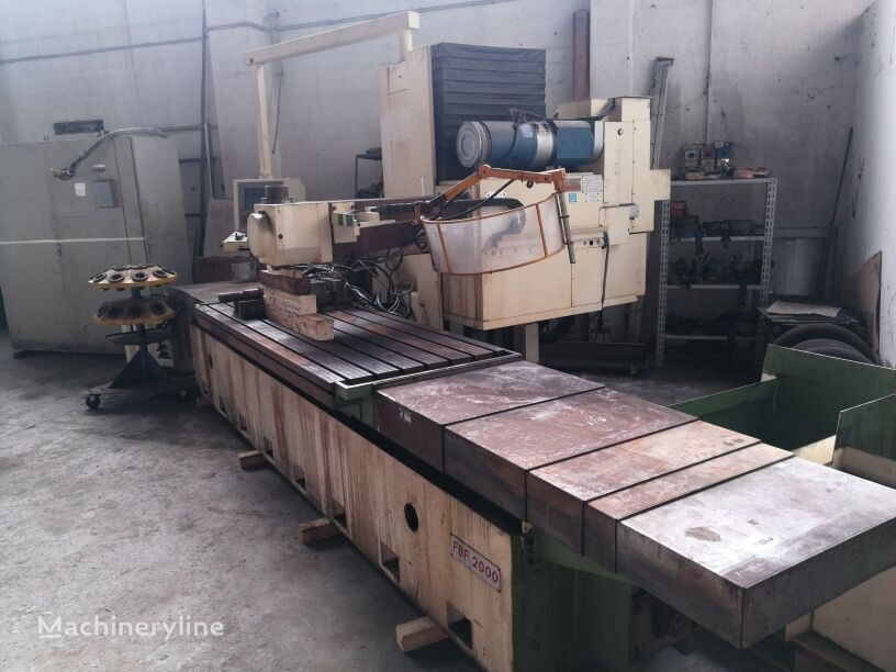 altre attrezzature FRESATRICE / MILLING MACHINE RIVOLTA FBF 2000