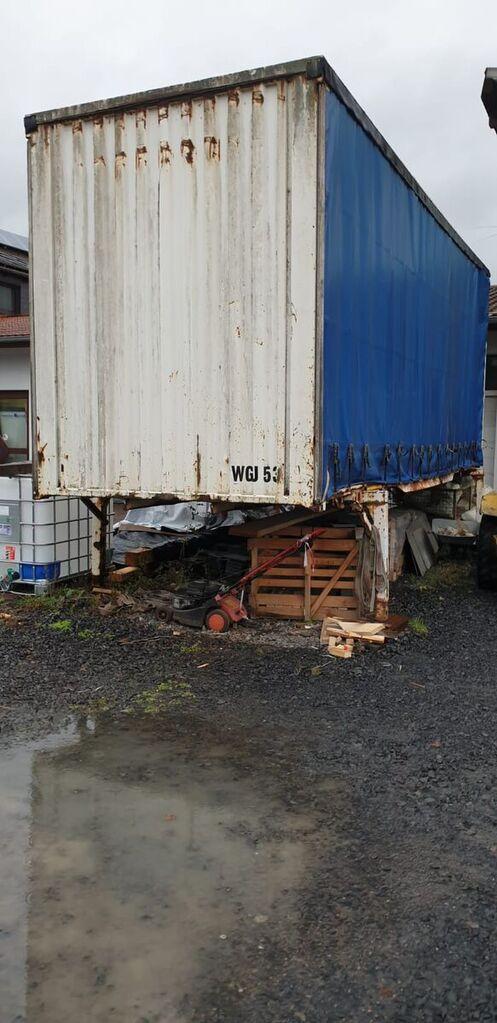 cassa mobile centinata KRONE WK 7,3 RST