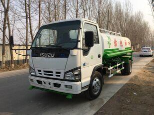 camion autocisterna ISUZU 5000L