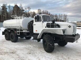 camion autocisterna URAL Автомобиль специальный 5677 автоцистерна для перевозки питьевой nuovo