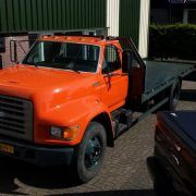 camion bisarca FORD F800