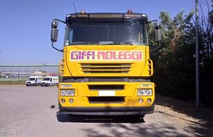 camion bisarca IVECO Magirus