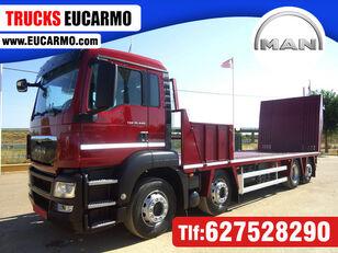 camion bisarca MAN  TGS 35 440
