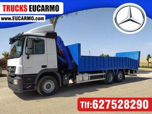 camion bisarca MERCEDES-BENZ ACTROS 25 32