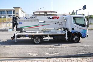 camion bisarca RENAULT 35.11
