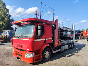 camion bisarca RENAULT Premium 410 DXI Autotransporter ROLFO, Laweta, Lohra