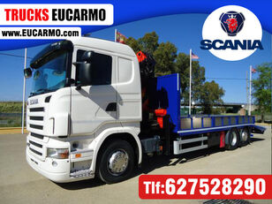 camion bisarca SCANIA R 440