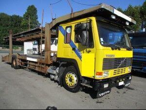 camion bisarca VOLVO FL10