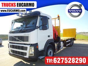 camion bisarca VOLVO FM12 380