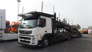 camion bisarca VOLVO FM13 420 Autotransporter Kassbohrer + rimorchio bisarca