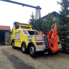 camion bisarca VOLVO fh 12 holownik towing truck