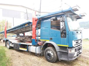 camion bisarca IVECO 150E27 BISARCA 5 POSTI