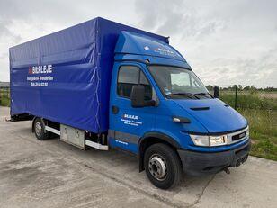 camion bisarca IVECO 65 C 17 165 HP Auto Transporter