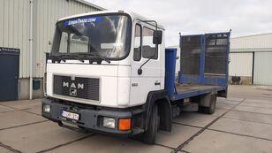camion bisarca MAN FL 14.192 Euro 1 Engine / Winch 15000 kg