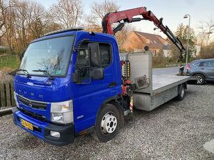 camion bisarca Mitsubishi Fuso Canter