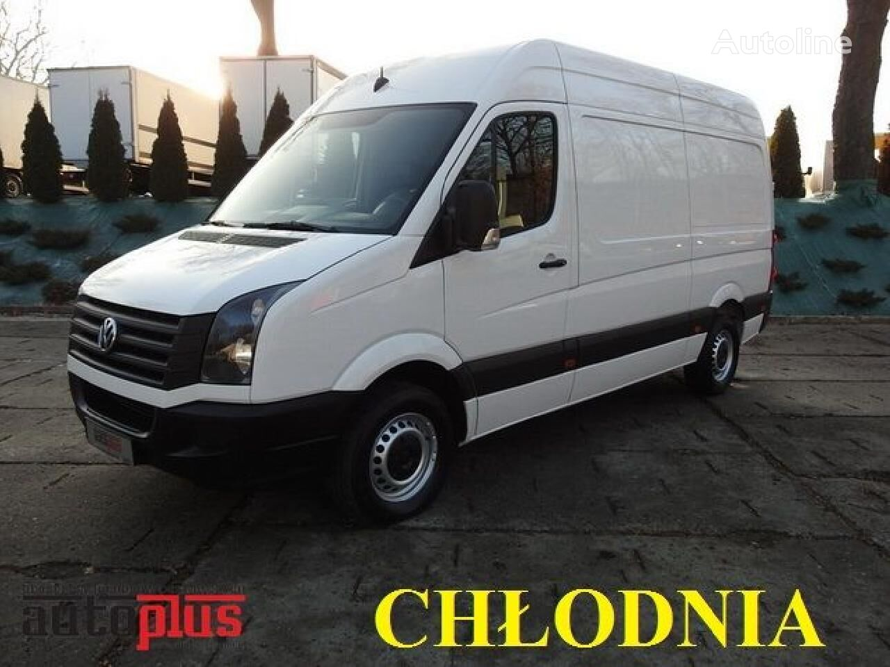 camion cella isotermica VOLKSWAGEN CRAFTER