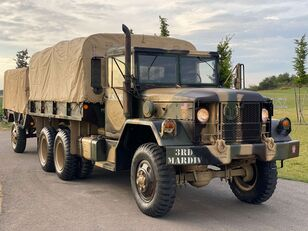 camion centinato AM General M35 series + rimorchio centinato