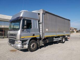 camion centinato DAF CF 75.310 180 QLI CENTINATO + PEDANA !!!