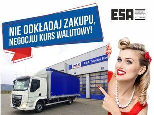 camion centinato DAF LF 260 FA 11,99 T DMC nuovo
