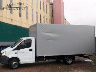 camion centinato GAZ  A21R23 nuovo
