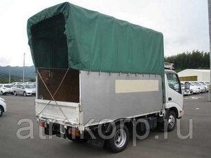 camion centinato HINO Dutoro
