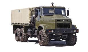 camion centinato KRAZ 6322