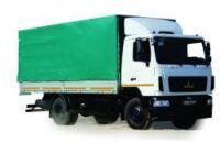 camion centinato MAZ 534026 nuovo
