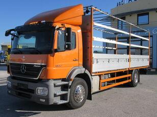 camion centinato MERCEDES-BENZ 1833 L AXOR /EURO 5