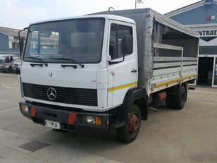 camion centinato MERCEDES-BENZ 814 C. CORTA