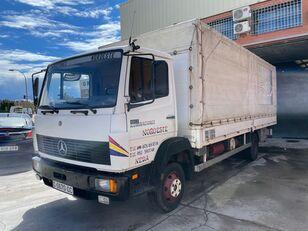 camion centinato MERCEDES-BENZ 817