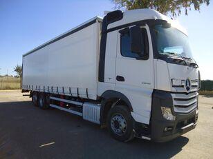camion centinato MERCEDES-BENZ ACTROS 25 45