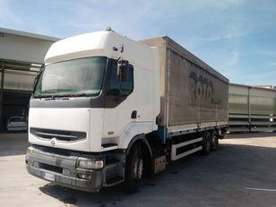 camion centinato RENAULT PREMIUM 420 DCI