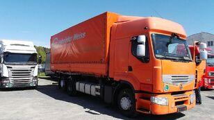 camion centinato RENAULT PREMIUM 460