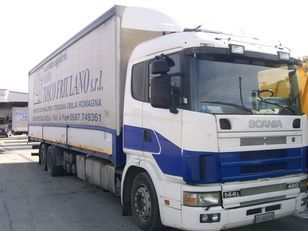 camion centinato SCANIA 144L460