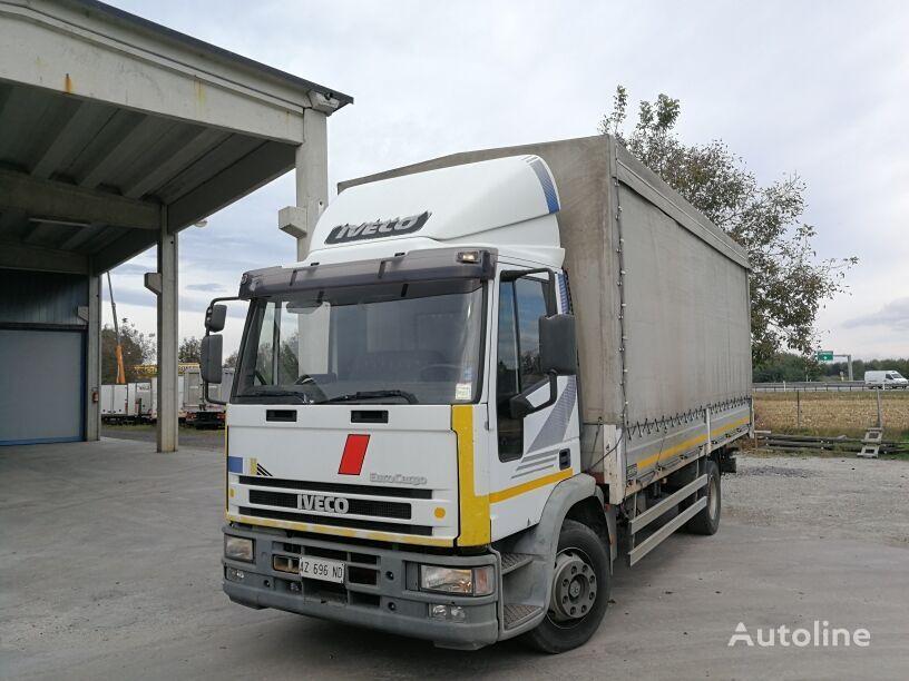 camion centinato IVECO 120E18 CENTINATO 6,2 MT, FAP EURO 5, BALESTRATO