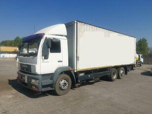 camion centinato MAN LE20.280 CENTINATO IN ADR / PEDANA