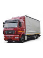 camion centinato MAZ 6310Е9-520-031 (ЄВРО-5)