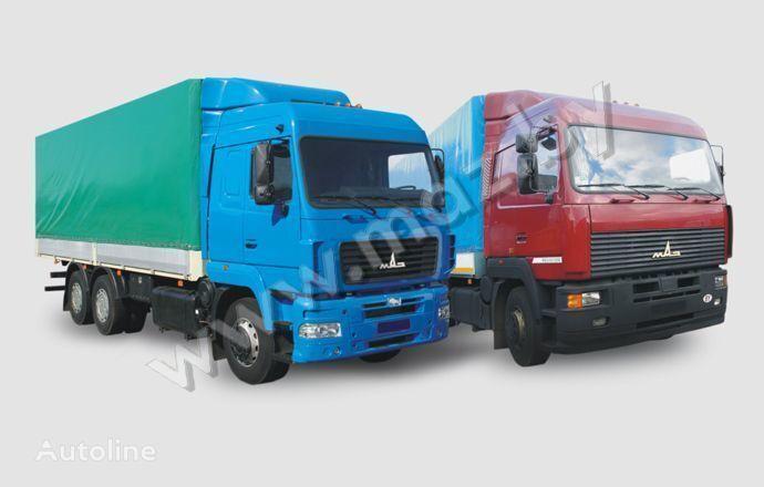 camion centinato MAZ 6312 (A5, A8, A9) nuovo