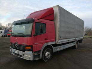 camion centinato MERCEDES-BENZ ATEGO 1223