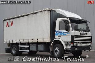 camion centinato SCANIA 93M 230