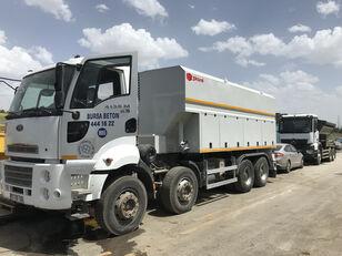 camion cisterna di cemento 3Kare Toz Malzeme Serici / Çimento Serici nuovo