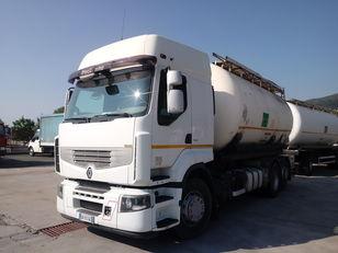 camion cisterna per farine RENAULT PREMIUM 450 DXI