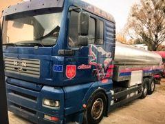 camion cisterna per latte MAN TGA 26.410