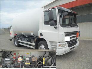 camion cisterna per trasporto gas DAF CF