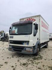 camion commerciale DAF motrice 2 assi furgone sponda