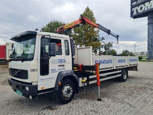 camion commerciale VOLVO FL220.12 / PK 7000A / NL brief