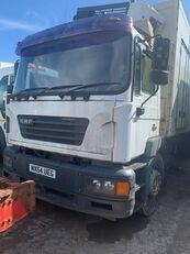 camion frigo ERF ECM 2004/2003 BREAKING FOR SPARES per elementi