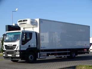 camion frigo IVECO TRAKKER 360 / REFRIDGERATOR - 9,3 M / THERMO KING T-1000R / LIFT