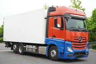 camion frigo MERCEDES-BENZ Actros 2542 , E6 , Schmitz 18 EPAL , 2,5m height , partition wal