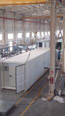 camion frigo Ram Container cooling box 40 feet nuovo